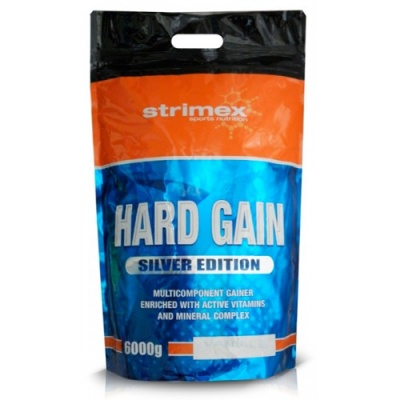 Гейнер Strimex Hard Gain Silver Edition 6000 гр