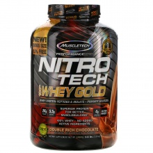 Протеин MuscleTech Nitro Tech 100% Whey 2,53кг